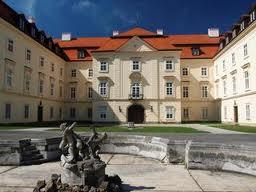 místo obřadu - zámek Napajedla