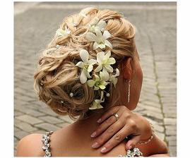Orchidejky do vlasů určitě budu mít..