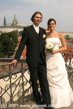 klasická fotka z Vrbovské zahrady :-) Ale bez ní to prostě nejde!