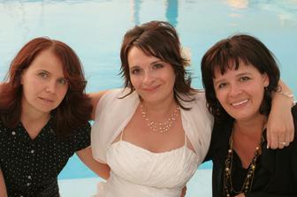 moja sestricka a sesternicka
