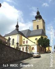 Zde budeme oddáni: chrám sv. Jana Křtitele v Šumperku