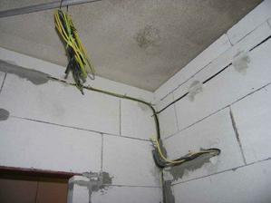 ...a elektrika pro koupelnu