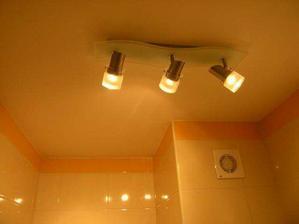 ...svetla na wc...