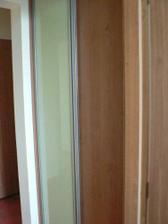 Dveře šatny
