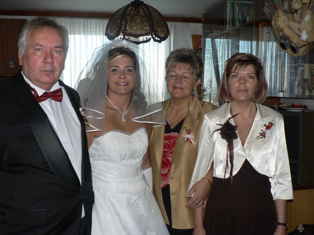 Katka{{_AND_}}Petr - Moji rodiče a sestra