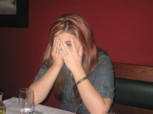 Katy zlobí - nechce se fotit