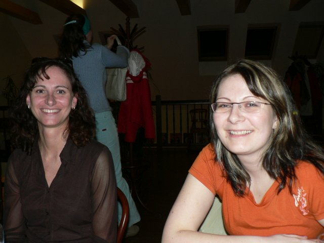 The Brides Party II. - Pandama, Lunula a Jija na útěku