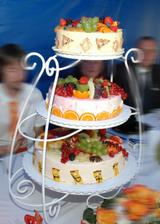 Můj dortíček :)