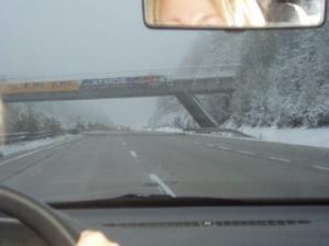 """cesta po """"podzimní"""" dálnici byla vážně neuvěřitelná..."""