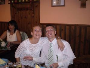 moje svědkyně a její manžel