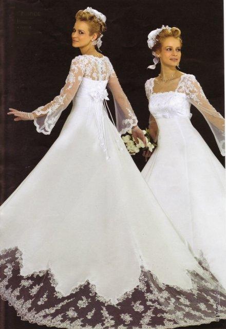 Vyber svadobnych siat, ktore ma zaujali - Obrázok č. 7