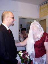 nastrčená falešná nevěsta