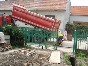 Výstavba vodovodnej prípojky