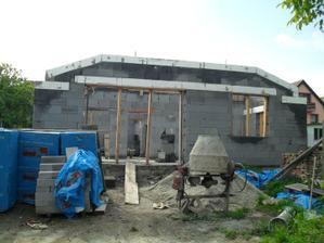 Predná strana domu