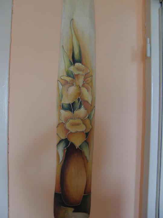 Maľba na dreve