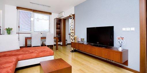 Čo nás inšpiruje... - A opäť ten istý byt, krásne zladený.