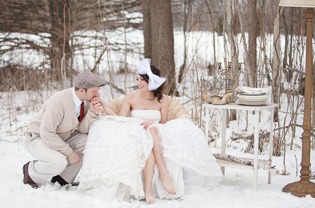 Winter Wedding - Obrázok č. 106