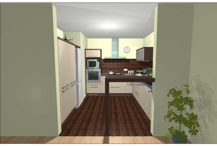 Kuchyň - finální verze