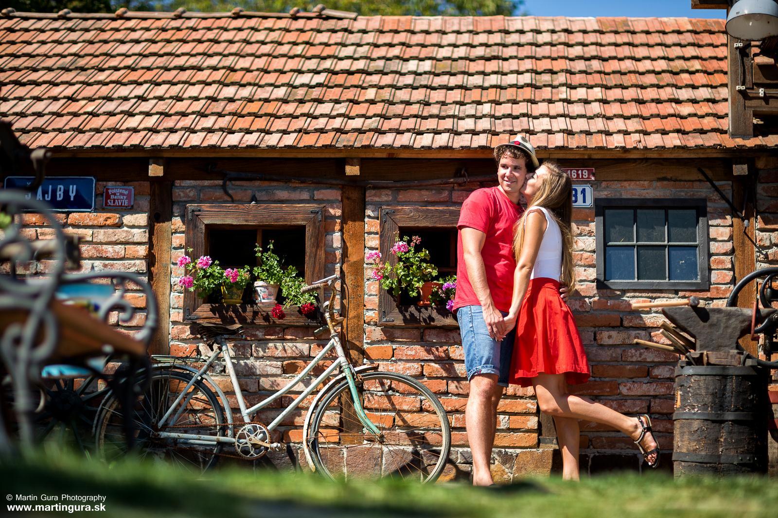 Predsvadobné fotografie Igora a Lucie - Obrázok č. 4