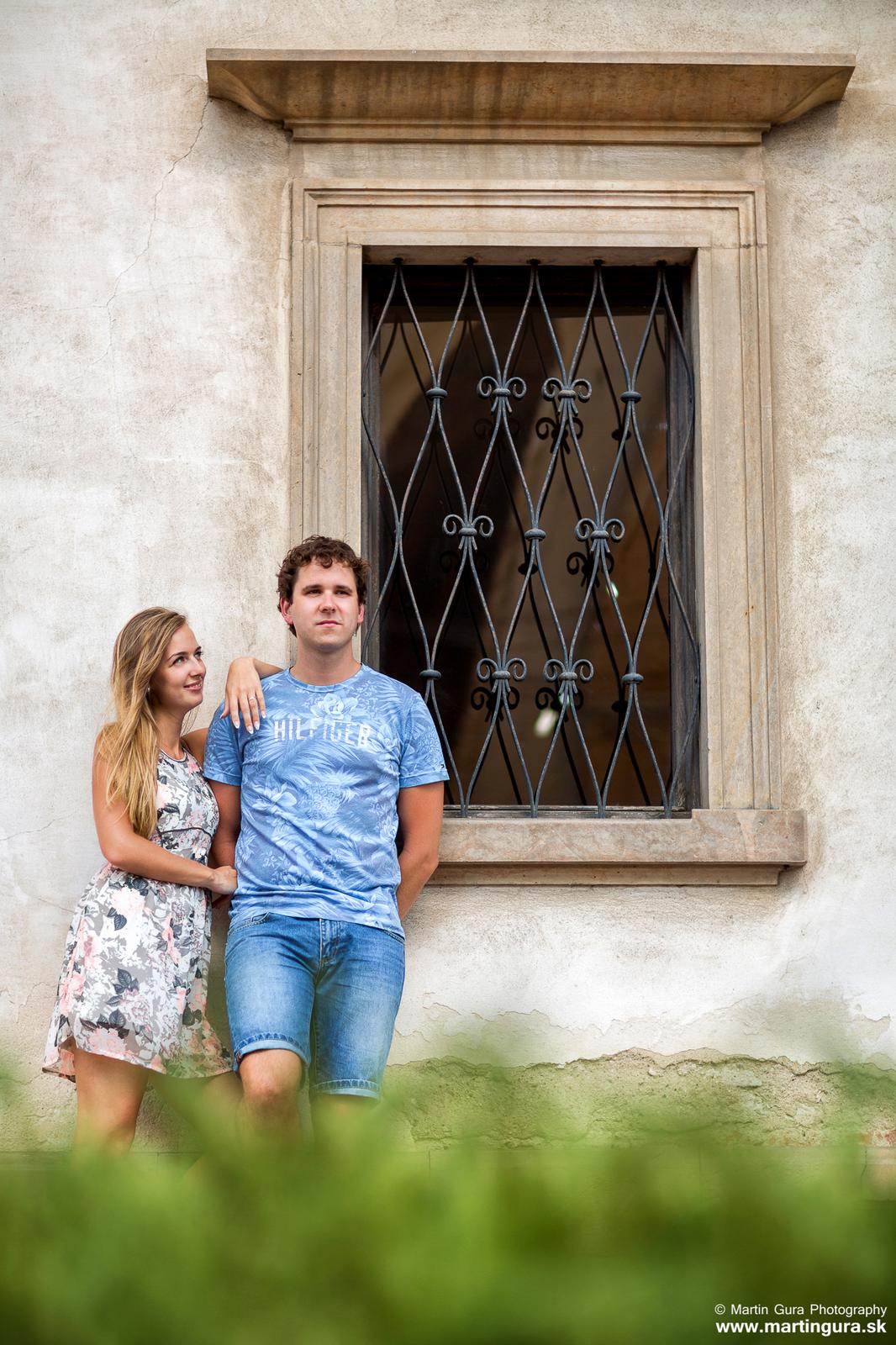 Predsvadobné fotografie Igora a Lucie - Obrázok č. 11