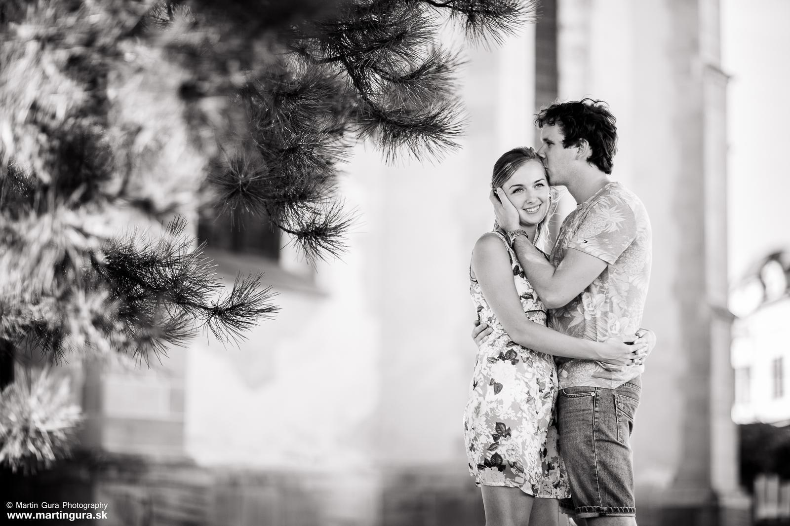 Predsvadobné fotografie Igora a Lucie - Obrázok č. 13