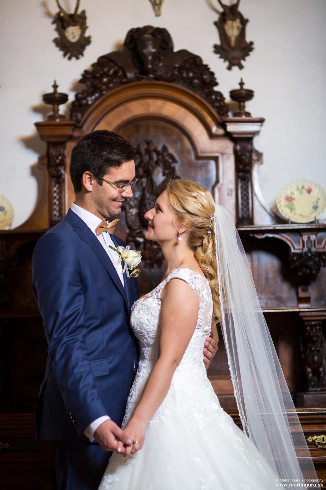 Martin a Silvia portrétne foto - Obrázok č. 7