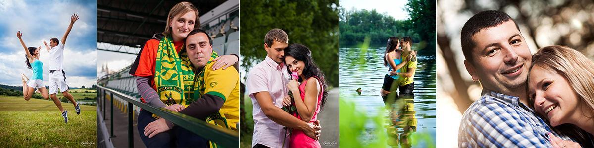 Pred-svadobné foto majú hlavne... - Obrázok č. 1