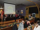 Večierok s karaoke...
