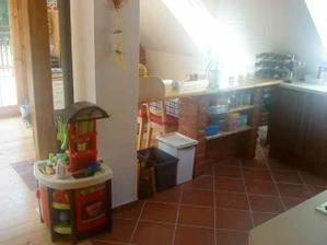 Kuchyňka:-)