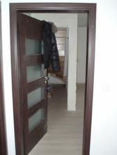 Dveře do obýváku