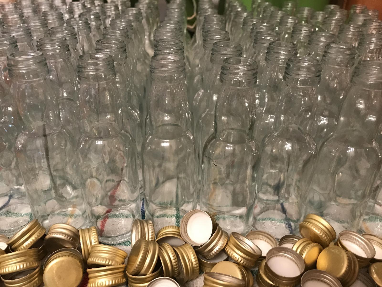 Malé fľaštičky 0,04 - Obrázok č. 1