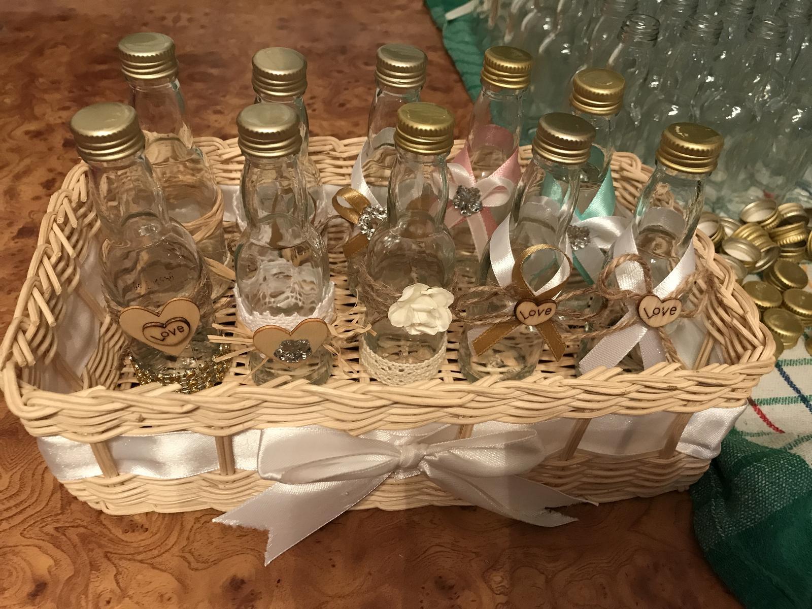 Malé fľaštičky 0,04 - Obrázok č. 3
