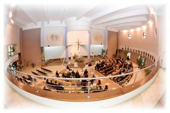 náš nádherný kostol SV.RODINY na Furči