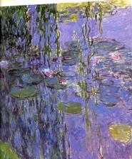 a Claude Monet...