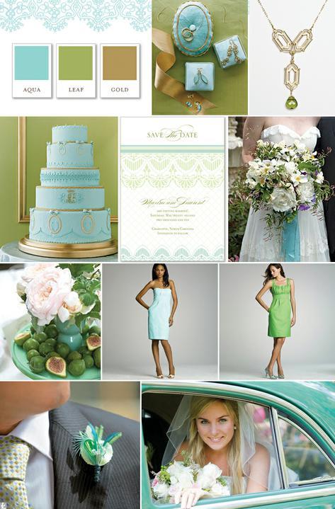 INSPIRACE - Kombinace s modrou (odstíny modré, s bílou, s černou, se zlatou, se zelenou, s hnědou, ...) - Obrázek č. 92