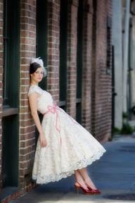 INSPIRACE - Super šaty ve stylu 50's - Obrázek č. 12