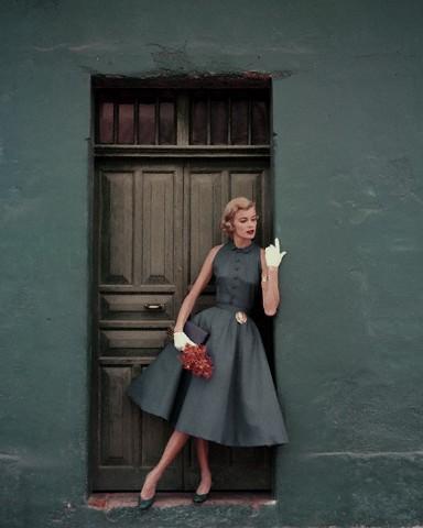 INSPIRACE - Super šaty ve stylu 50's - Obrázek č. 2