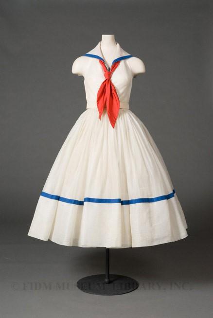 INSPIRACE - Super šaty ve stylu 50's - Obrázek č. 5