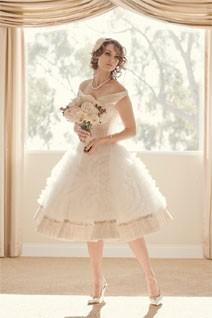 INSPIRACE - Super šaty ve stylu 50's - Obrázek č. 17