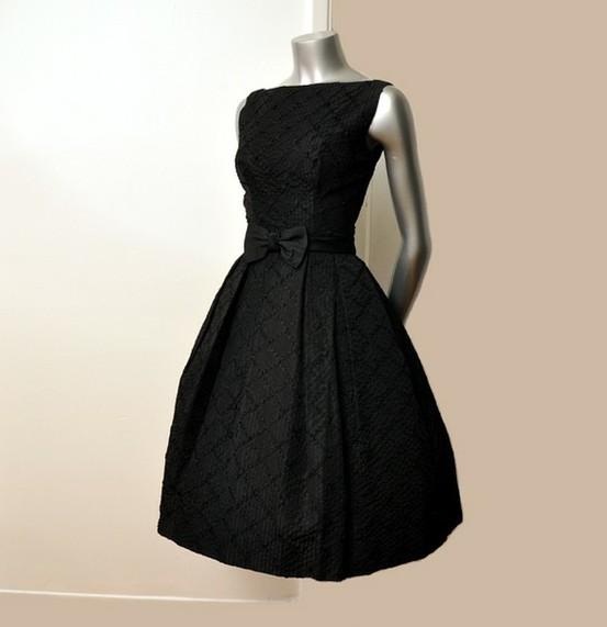 INSPIRACE - Super šaty ve stylu 50's - Obrázek č. 18