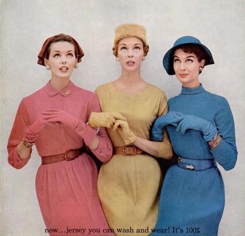 INSPIRACE - Super šaty ve stylu 50's - Obrázek č. 21
