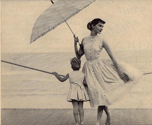 INSPIRACE - Super šaty ve stylu 50's - Obrázek č. 9