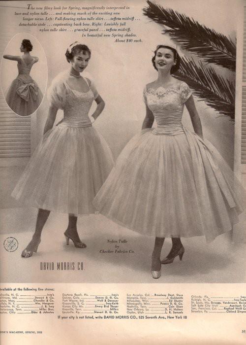 INSPIRACE - Super šaty ve stylu 50's - Obrázek č. 7