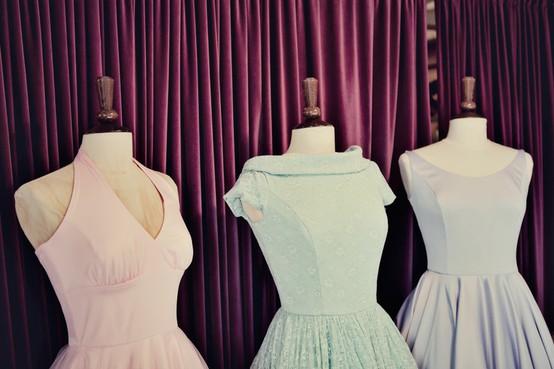 INSPIRACE - Super šaty ve stylu 50's - Obrázek č. 27