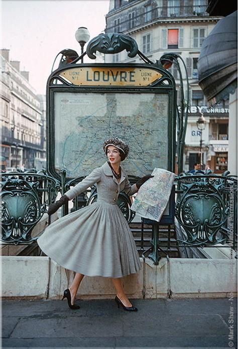 INSPIRACE - Super šaty ve stylu 50's - Obrázek č. 28
