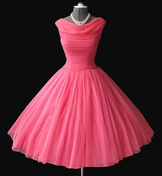 INSPIRACE - Super šaty ve stylu 50's - Obrázek č. 34