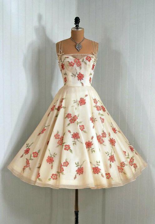INSPIRACE - Super šaty ve stylu 50's - Obrázek č. 36