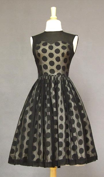 INSPIRACE - Super šaty ve stylu 50's - Obrázek č. 37
