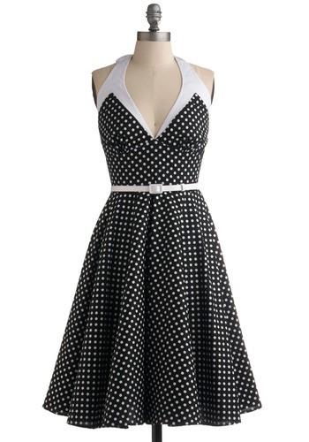 INSPIRACE - Super šaty ve stylu 50's - Obrázek č. 39