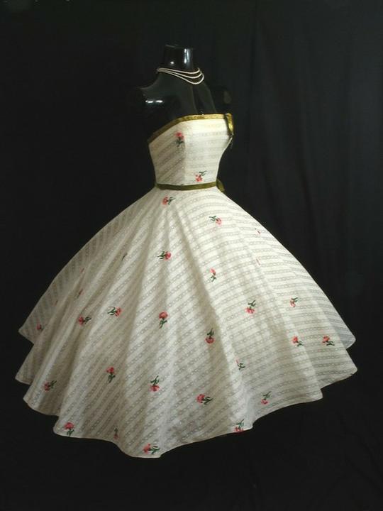 INSPIRACE - Super šaty ve stylu 50's - Obrázek č. 40